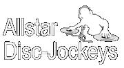 Allstar DJ Hire Logo
