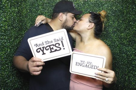 We Are Engaged!